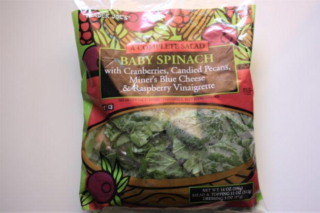 """<img src=""""Spinach Salad.jpg"""" alt=""""トレジョほうれん草サラダ""""/>"""