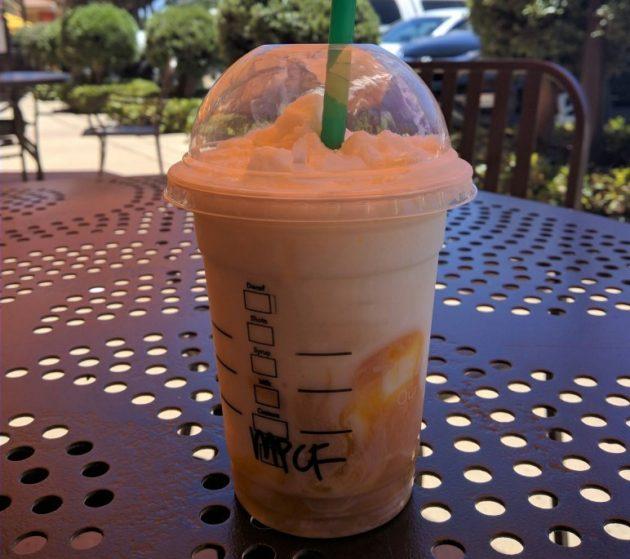 """<img src=""""Mango Pineapple Frappuccino .jpg"""" alt=""""マンゴーパイナップルフラペチーノ""""/>"""