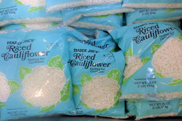 "<img src=""Riced Cauliflower.jpg"" alt=""トレジョカリフラワーライス""/>"